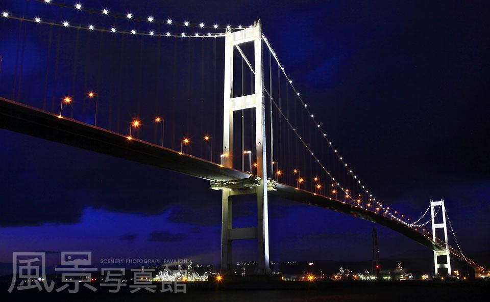 風景写真館 北海道の風景 道央 室蘭市・伊達市